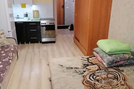 Сдается 1-комнатная квартира посуточно в Ижевске, улица А.Н. Сабурова, 17.