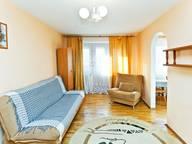 Сдается посуточно 1-комнатная квартира в Тюмени. 34 м кв. Текстильная 17
