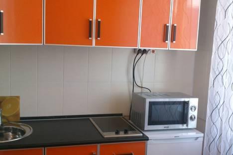 Сдается 1-комнатная квартира посуточнов Ульяновске, Новый город бульвар Киевский 11к2.