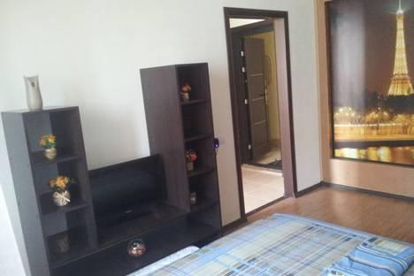 Сдается 1-комнатная квартира посуточнов Ульяновске, Новый город бульвар Киевский 11.