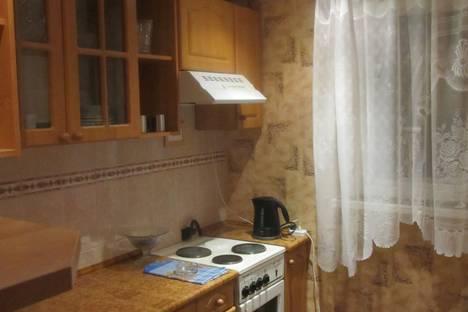 Сдается 1-комнатная квартира посуточно, Пономарёва д.8.