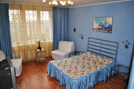 Сдается 1-комнатная квартира посуточнов Екатеринбурге, Блюхера 41.