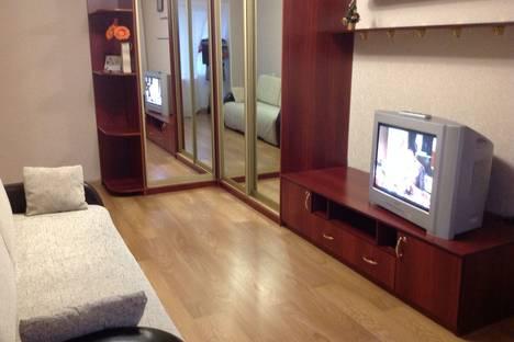 Сдается 1-комнатная квартира посуточно в Рязани, ул. Стройкова, д. 84/1.