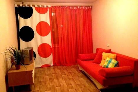 Сдается 2-комнатная квартира посуточнов Казани, Блюхера 2.