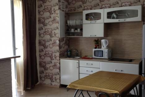 Сдается 2-комнатная квартира посуточнов Казани, Чистопольская/ Нигматуллина 3.