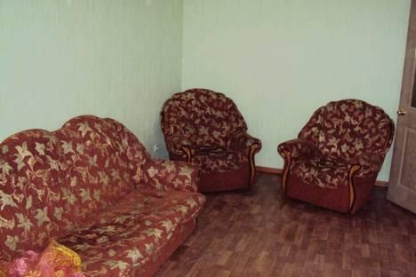 Сдается 1-комнатная квартира посуточнов Курске, пр-т Победы, 44.