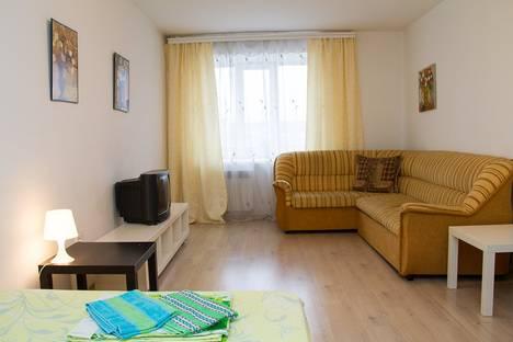 Сдается 1-комнатная квартира посуточнов Томске, Комсомольский проспект, 37.