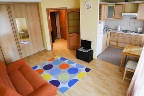 Сдается 1-комнатная квартира посуточнов Казани, Сибгата Хакима 35.