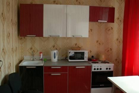Сдается 1-комнатная квартира посуточнов Томске, Ул. Мусы Джалиля,33.