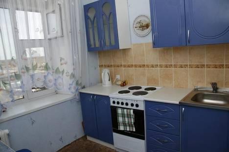 Сдается 2-комнатная квартира посуточно в Нижневартовске, Ханты-мансийская улица, д. 35.