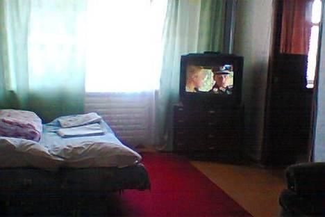Сдается 2-комнатная квартира посуточнов Мончегорске, Комарова д.19.