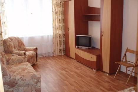 Сдается 1-комнатная квартира посуточнов Перми, Полины  Осипенко, 52.