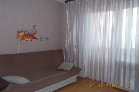 Сдается 1-комнатная квартира посуточно в Архангельске, пр. Обводного канала, 76.
