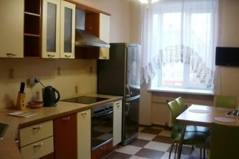 Сдается 3-комнатная квартира посуточно в Красноярске, ул. Ак. Вавилова 54.