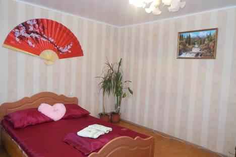 Сдается 1-комнатная квартира посуточнов Нижнекамске, Лесная 23.