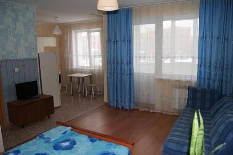 Сдается 1-комнатная квартира посуточнов Томске, ул.Мусы Джалиля,33.