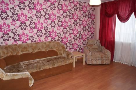 Сдается 2-комнатная квартира посуточнов Томске, ул Мусы Джалиля,33.