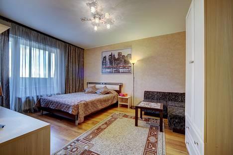 Сдается 1-комнатная квартира посуточно в Санкт-Петербурге, ул.Коллонтай д.5.