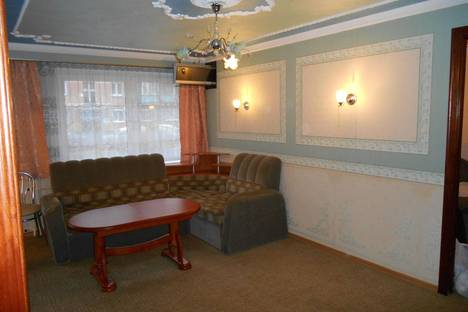 Сдается 2-комнатная квартира посуточнов Калининграде, ул.Соммера, 60.