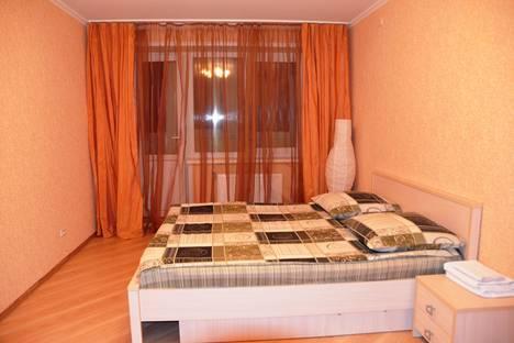 Сдается 2-комнатная квартира посуточно в Брянске, пр-т Московский, 87.