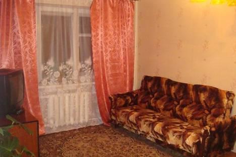 Сдается 1-комнатная квартира посуточно в Костроме, Никитская улица, д. 120.