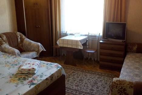 Сдается 1-комнатная квартира посуточно в Кисловодске, Гагарина улица, д. 4.