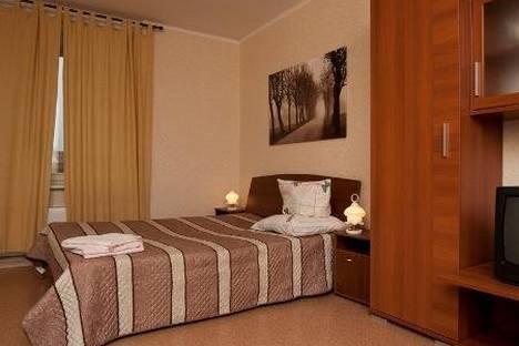 Сдается 1-комнатная квартира посуточнов Екатеринбурге, Радищева 33.