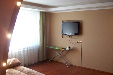 Сдается 1-комнатная квартира посуточно, ул Мира 35.