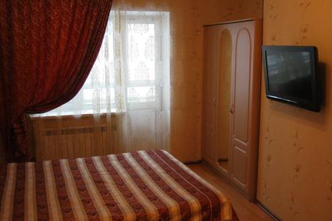 Сдается 1-комнатная квартира посуточнов Казани, Чистопольская улица, д. 36.