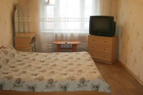 Сдается 3-комнатная квартира посуточнов Казани, Чистопольская улица, д. 31.