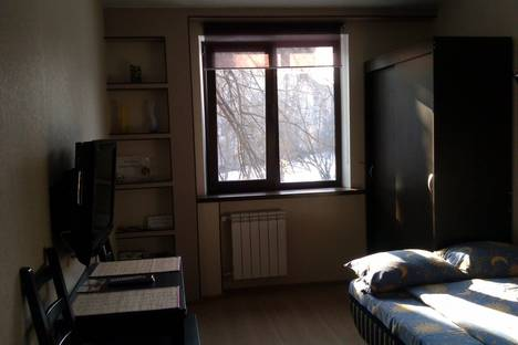 Сдается 1-комнатная квартира посуточнов Екатеринбурге, Белинского улица, д. 220, корп. 2.