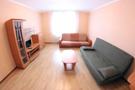 Сдается 1-комнатная квартира посуточнов Казани, Вишневского 29/48.