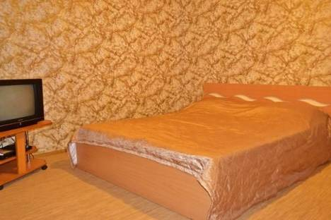 Сдается 1-комнатная квартира посуточнов Тюмени, максима горького 3.