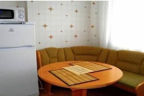 Сдается 1-комнатная квартира посуточнов Тюмени, харьковская  27.