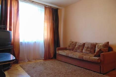 Сдается 1-комнатная квартира посуточно в Волгограде, проспект имени В.И. Ленина, 2А.
