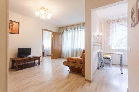 Сдается 2-комнатная квартира посуточнов Калининграде, ул. Генерала Галицкого, 7.