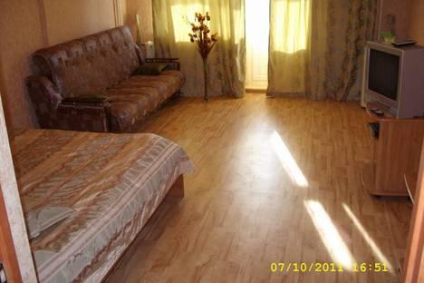 Сдается 1-комнатная квартира посуточно в Ростове-на-Дону, ул.Лелюшенко 11.