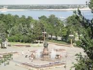 Сдается посуточно 1-комнатная квартира в Волгограде. 50 м кв. Аллея Героев, 1
