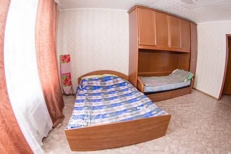 Сдается 2-комнатная квартира посуточнов Томске, улица Красноармейская, д. 135.