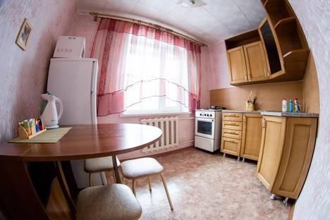 Сдается 1-комнатная квартира посуточнов Томске, проспект Фрунзе, д. 94.