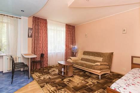 Сдается 1-комнатная квартира посуточнов Екатеринбурге, Шевченко,15.