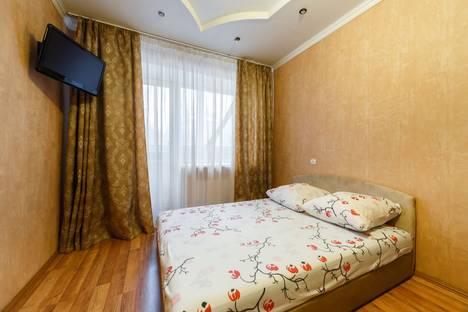 Сдается 1-комнатная квартира посуточнов Екатеринбурге, проспект Ленина, 40.