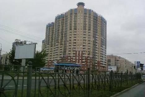 Сдается 1-комнатная квартира посуточнов Санкт-Петербурге, Российский пр-кт. 8.