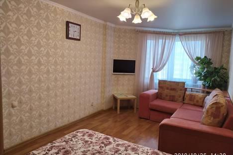 Сдается 1-комнатная квартира посуточно, Терновского 207.