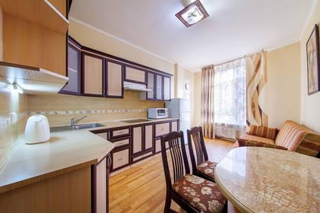 Сдается 1-комнатная квартира посуточно в Краснодаре, улица Базовская Дамба, 8.