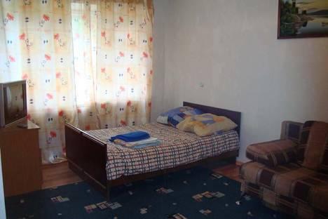 Сдается 1-комнатная квартира посуточнов Екатеринбурге, Фурманова 116.