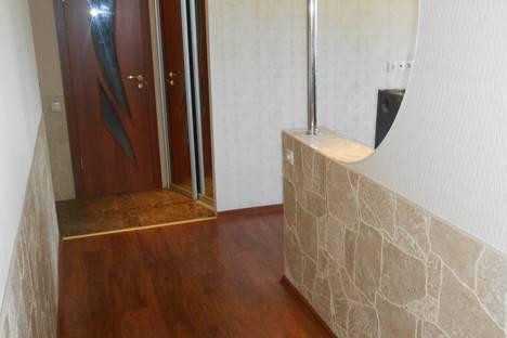 Сдается 3-комнатная квартира посуточно в Мурманске, Баумана 34.