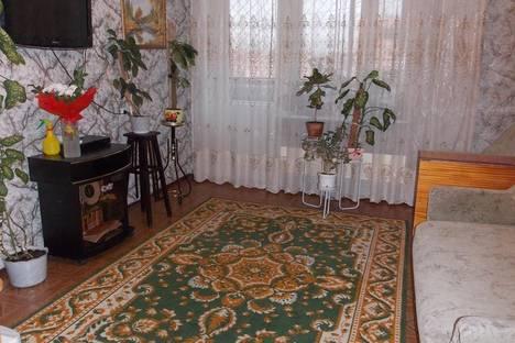 Сдается 3-комнатная квартира посуточно в Тюмени, Седова 55.