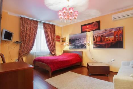 Сдается 1-комнатная квартира посуточно в Ростове-на-Дону, Гагарина, 6.