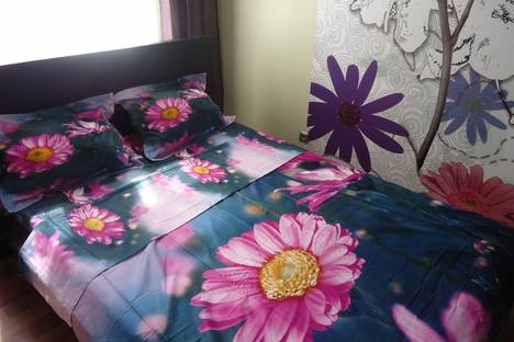 Сдается 1-комнатная квартира посуточнов Екатеринбурге, щорса 103.
